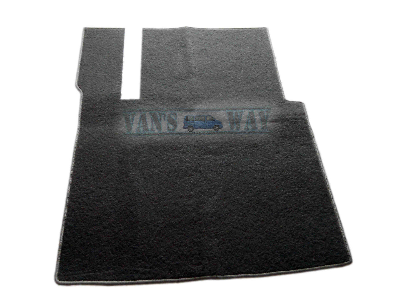 tapis arri re vw t5 t6 california 2 rails gris. Black Bedroom Furniture Sets. Home Design Ideas