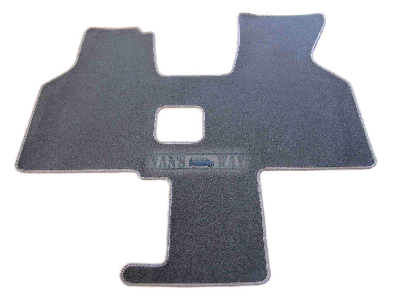 Tapis avant vw t4 monobloc gris anthracite - Tapis gris anthracite ...